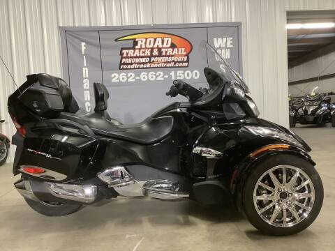2015 Can-Am Spyder® RT Limited 6 Spee