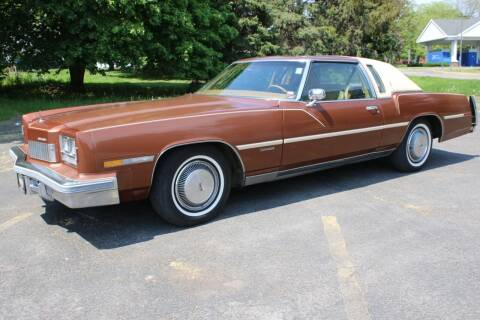 1978 Oldsmobile Toronado for sale at Great Lakes Classic Cars & Detail Shop in Hilton NY