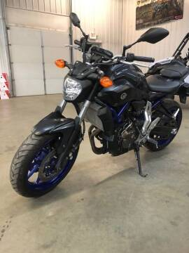 2015 Yamaha FZ07 for sale at Queen City Motors Inc. in Dickinson ND