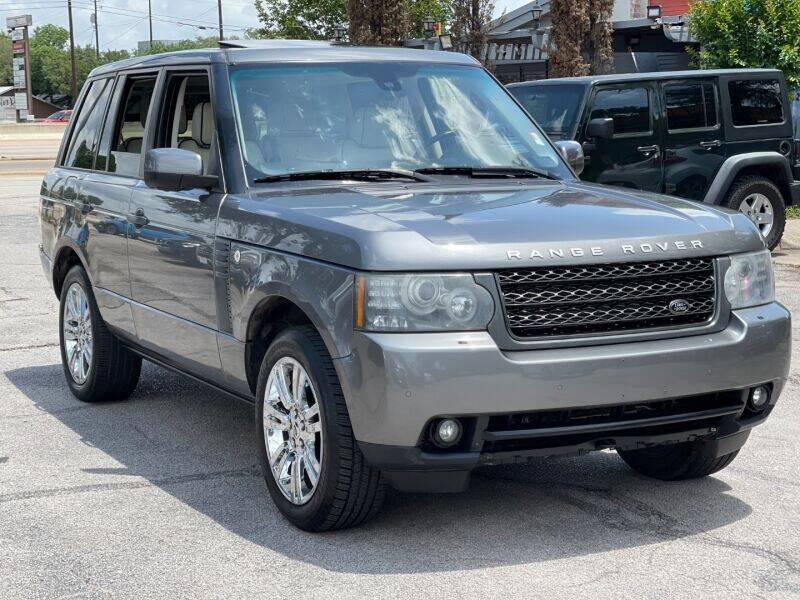 2011 Land Rover Range Rover for sale at AWESOME CARS LLC in Austin TX