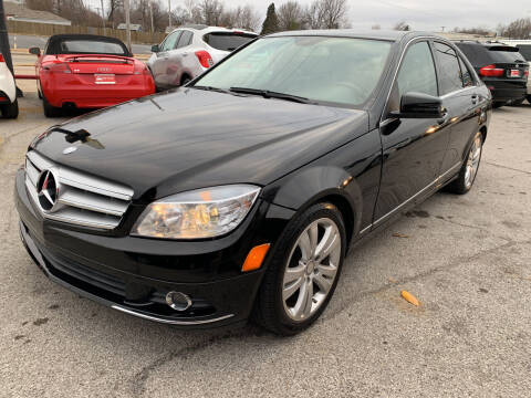 2011 Mercedes-Benz C-Class for sale at New To You Motors in Tulsa OK