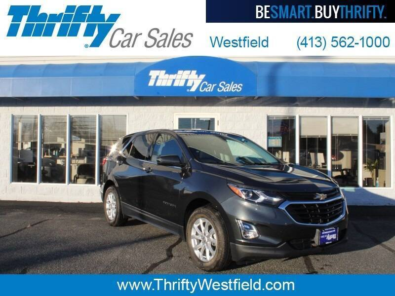 2018 Chevrolet Equinox for sale at Thrifty Car Sales Westfield in Westfield MA