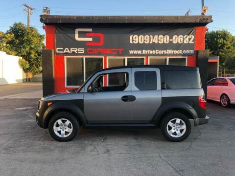 2005 Honda Element for sale at Cars Direct in Ontario CA