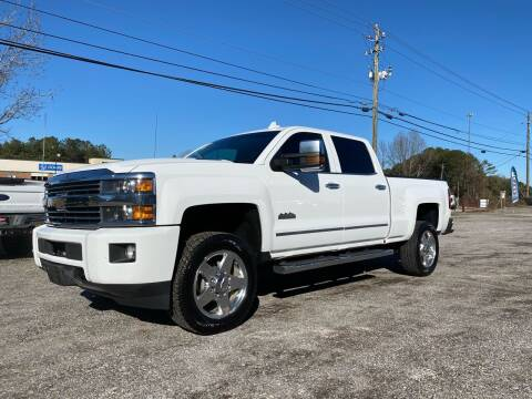2015 Chevrolet Silverado 2500HD for sale at 216 Auto Sales in Mc Calla AL