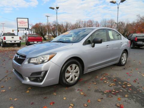 2015 Subaru Impreza for sale at Low Cost Cars North in Whitehall OH