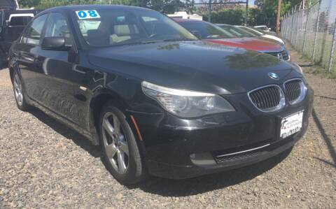 2008 BMW 5 Series for sale at Universal Auto INC in Salem OR