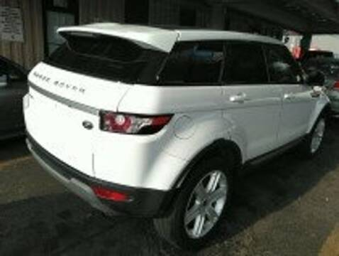 2013 Land Rover Range Rover Evoque for sale at US Auto in Pennsauken NJ