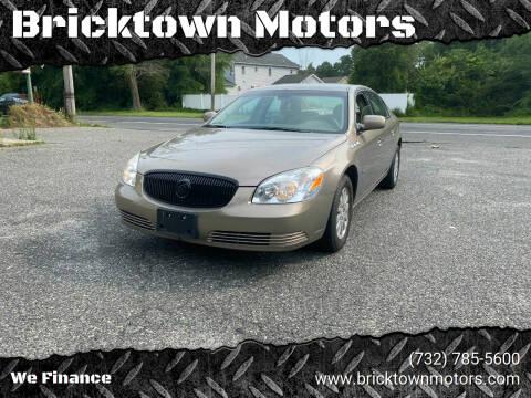 2006 Buick Lucerne for sale at Bricktown Motors in Brick NJ