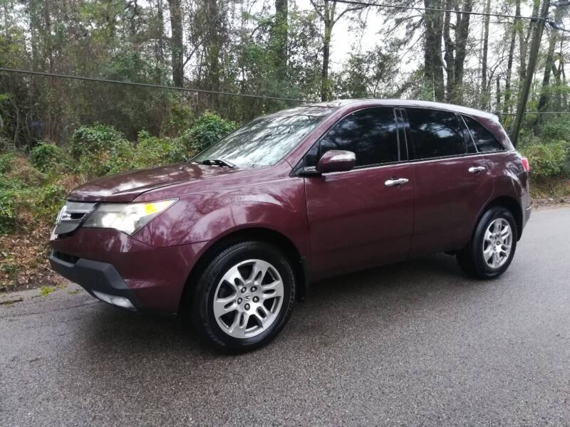 2008 Acura MDX for sale at Low Price Autos in Beaumont TX