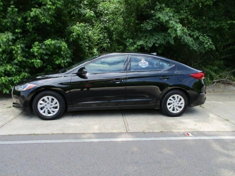 2017 Hyundai Elantra for sale at A & P Automotive in Montgomery AL