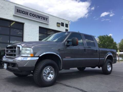 2004 Ford F-250 Super Duty for sale at High Country Motor Co in Lindon UT