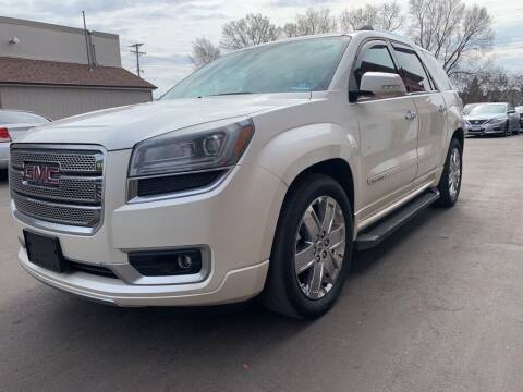 2013 GMC Acadia for sale at MIDWEST CAR SEARCH in Fridley MN