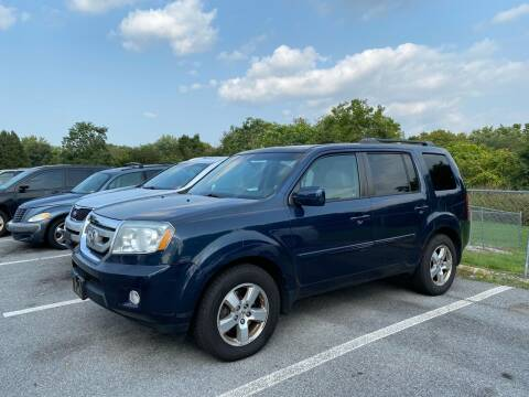 2011 Honda Pilot for sale at 4X4 Rides in Hagerstown MD