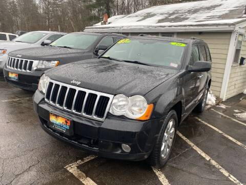 2010 Jeep Grand Cherokee for sale at Irving Auto Sales in Whitman MA