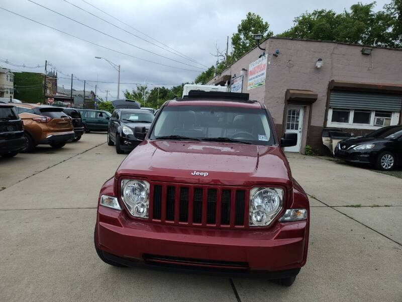 2011 Jeep Liberty for sale at Mr. Motorsales in Elizabeth NJ