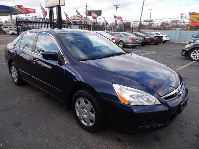 2006 Honda Accord LX 4dr Sedan 5A - Detroit MI