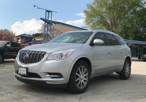 2015 Buick Enclave for sale at GR Motor Company in Garner NC
