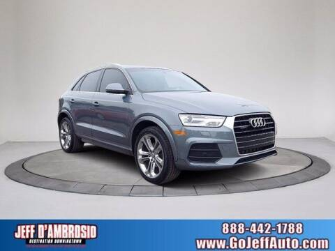 2016 Audi Q3 for sale at Jeff D'Ambrosio Auto Group in Downingtown PA