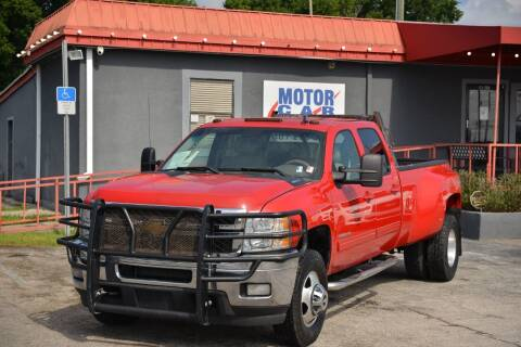 2013 Chevrolet Silverado 3500HD for sale at Motor Car Concepts II - Kirkman Location in Orlando FL