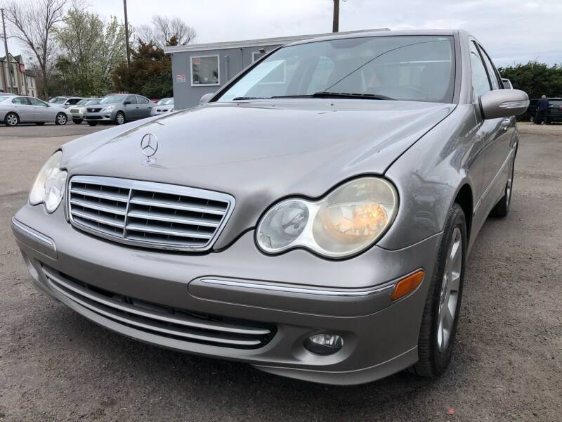 2006 Mercedes-Benz C-Class for sale at Atlantic Auto Sales in Garner NC