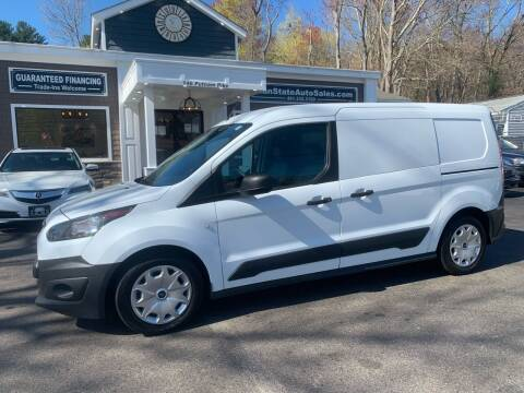 2017 Ford Transit Connect Cargo for sale at Ocean State Auto Sales in Johnston RI