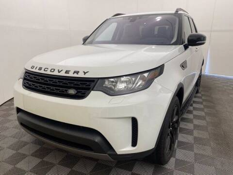2017 Land Rover Discovery for sale at BMW of Schererville in Schererville IN