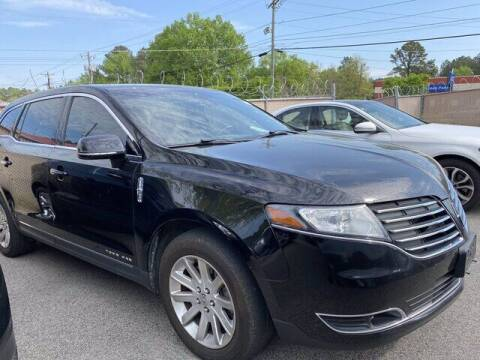 2017 Lincoln MKT Town Car for sale at CBS Quality Cars in Durham NC