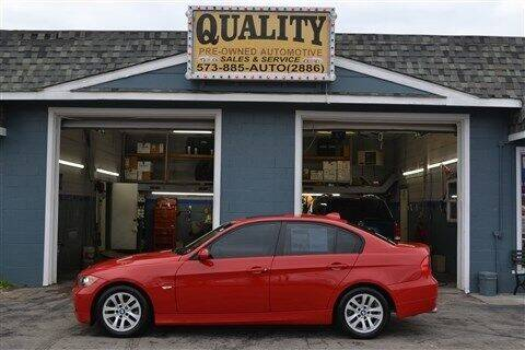 2006 BMW 3 Series for sale at Quality Pre-Owned Automotive in Cuba MO
