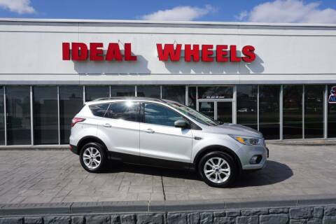2018 Ford Escape for sale at Ideal Wheels in Sioux City IA