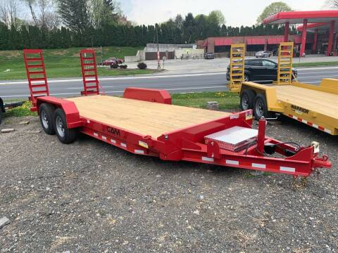 2021 Cam Superline 5CAM18C for sale at Smart Choice 61 Trailers in Shoemakersville PA