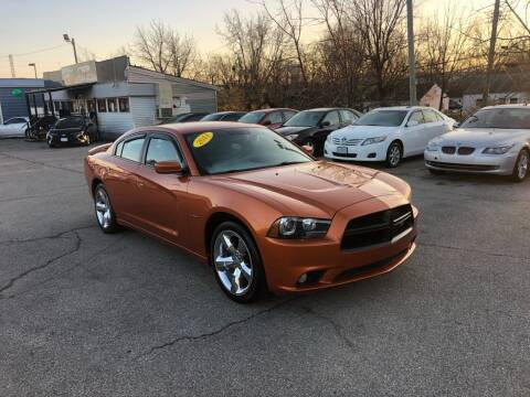 2011 Dodge Charger for sale at LexTown Motors in Lexington KY