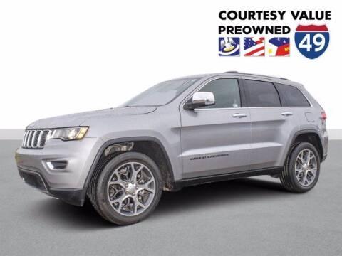 2019 Jeep Grand Cherokee for sale at Courtesy Value Pre-Owned I-49 in Lafayette LA