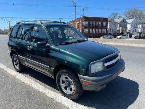 2002 Chevrolet Tracker for sale at G1 AUTO SALES II in Elizabeth NJ