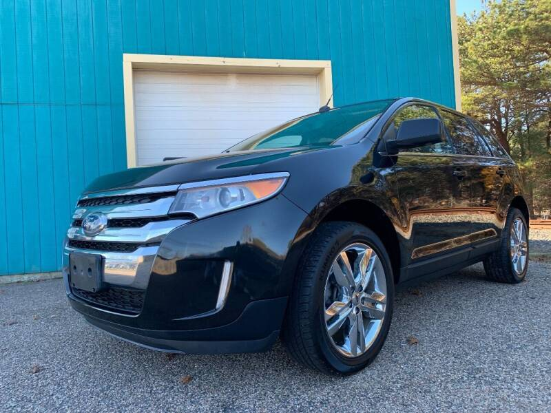 2011 Ford Edge for sale at Mutual Motors in Hyannis MA