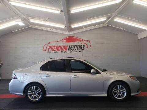 2011 Saab 9-3 for sale at Premium Motors in Villa Park IL