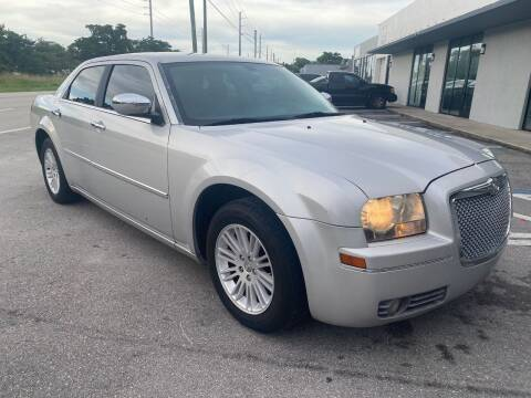 2010 Chrysler 300 for sale at UNITED AUTO BROKERS in Hollywood FL