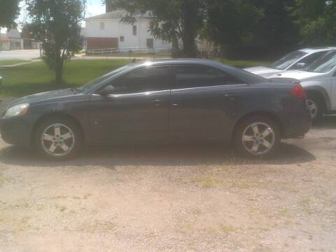 2008 Pontiac G6 for sale at D & D Auto Sales in Topeka KS