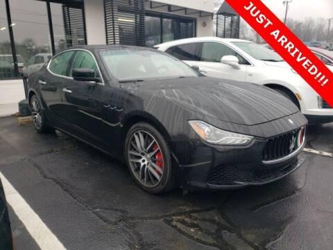 2016 Maserati Ghibli for sale at Impex Auto Sales in Greensboro NC