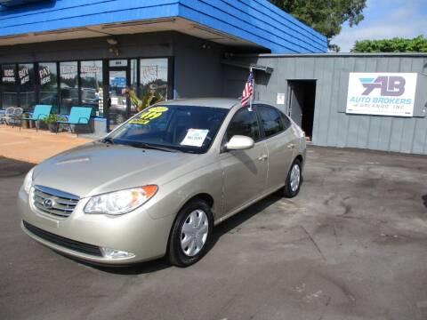 2010 Hyundai Elantra for sale at AUTO BROKERS OF ORLANDO in Orlando FL