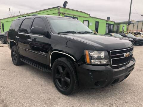 2007 Chevrolet Tahoe for sale at Marvin Motors in Kissimmee FL