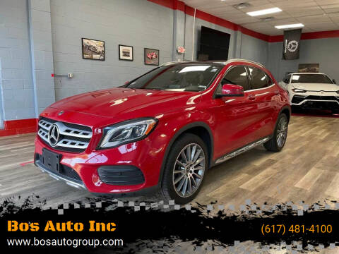2019 Mercedes-Benz GLA for sale at Bos Auto Inc in Quincy MA