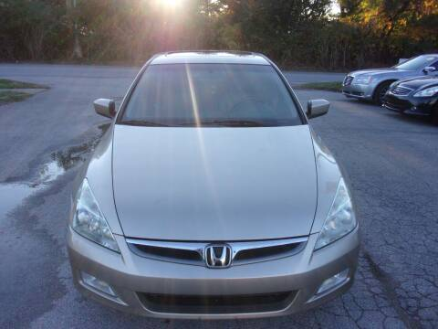 2007 Honda Accord for sale at Auto Sales Sheila, Inc in Louisville KY