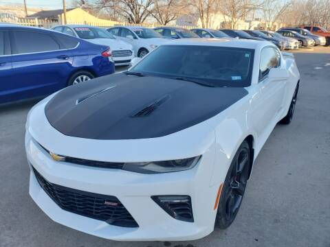 2016 Chevrolet Camaro for sale at Star Autogroup, LLC in Grand Prairie TX