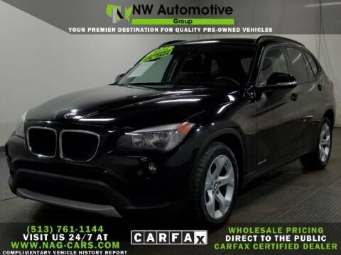 2014 BMW X1 for sale at NW Automotive Group in Cincinnati OH
