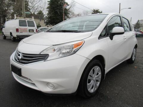 2014 Nissan Versa Note for sale at PRESTIGE IMPORT AUTO SALES in Morrisville PA