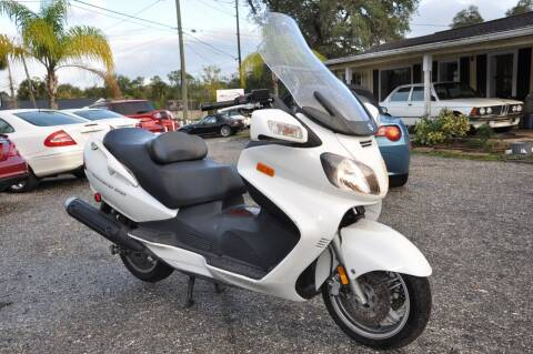 2007 Suzuki Burgman for sale at Elite Motorcar, LLC in Deland FL