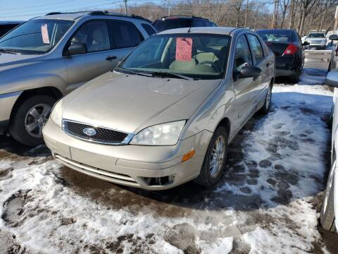 2007 Ford Focus for sale at ASAP AUTO SALES in Muskegon MI