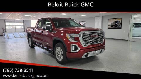 2021 GMC Sierra 1500 for sale at Beloit Buick GMC in Beloit KS