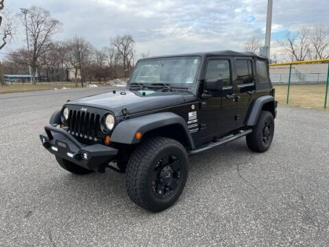 2010 Jeep Wrangler Unlimited for sale at Cars With Deals in Lyndhurst NJ