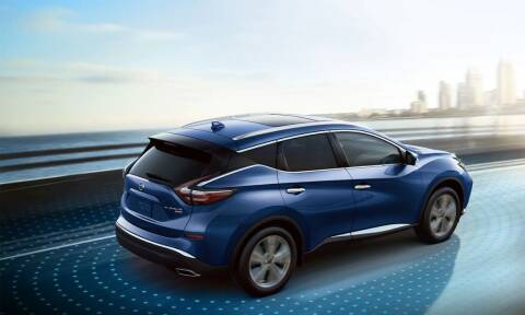 2019 Nissan Murano for sale at Access Auto Direct in Baldwin NY